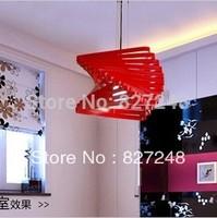 Wholesale modern style lamp power 110v 220v E27 e27*1 lamp holder iron pendant lamps for home residential lighting free shipping