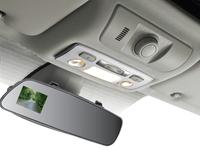 2.7inch 120 degree car auto vehicle DVR camera video recorder black box rearview mirror  Video/Audio recording Loop-recording