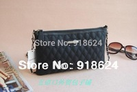 Mng mango bags women's handbag small crossbody bag messenger bag shopping envelope plaid bag