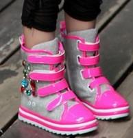 Free shipping!2013 Spring&Autumn Fashion Niqi children shoes/kids shoes/children boots/kids single shoes/girl shoes