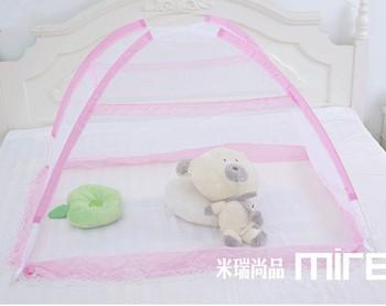Free shipping bottomless  baby mosquito net  Crib Netting yurt baby bed mosquito net folding