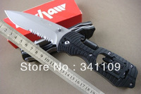 Wholesale 5PCS OEM Kershaw 1920 (Half Tooth) Multi Function Folding Knife 58HRC 8Cr13MOV Best Gift Free Shipping