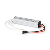 Waterproof LED Light Lamp Power Supply Converter Electronic Transformer 86-262V - DC 40-60V free shipping