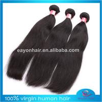 "alibaba express peruvian virgin bundle hair grade 5A 10""-30"",unprocessed  hair dye human straight hair free shipping 3pcs lot"
