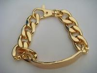 hot sale 2013 new desig bracelet men and metal jewelry bracelet for women size 21cm