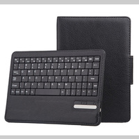 For Google latest Nexus 7 razor  bluetooth keyboard with PU leather case for ASUS Nexus 7 Razor