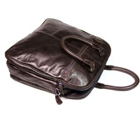 Brand High Quality Imported Oil Skin,Men's Business Bag,Messenger Handbag, Shoulder  Bags