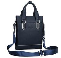 2014 new fashion genuine leather men's messenger bag business handbag casual shoulder bag Briefcase for men top quality