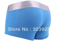 2013 Men's Cotton Underwear shorts Underwear Sexy underpant boxer free shipping cotton a piece