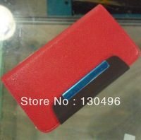 Free shipping ZOPO ZP950 ZP950+ H9700+  leather case cover case can put credit card