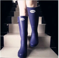 new women's fashion rain boots rockfish women's gaotong rainboots rain shoes overstrung rain boots