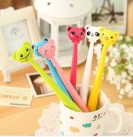 stationery fashion cute flexible animal model in Office & School Supplies Pencils & Writing Supplies black  ballpoint pens