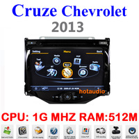 New System Car DVD For Cruze 2013 Chevrolet Auto Multimedia 1G CPU 1080P 3G Host HD Screen S100 DVR Audio Video Player EMS DHL