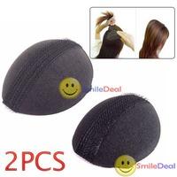 Free shipping: 2 PCS Volume Hair Base Velcro Bump Styling Insert Tool wholesale