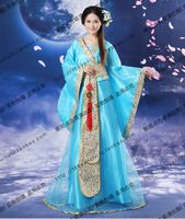 Costume hanfu tang suit costume clothes women's elixir of love