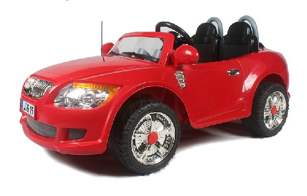 New Plastic Almost Ready Children Electric Four Wheel Double Drive