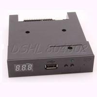 "Black 5V 3.5"" 1.44MB floppy disk drive emulator to USB Flash Drive Simple plug"