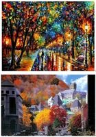 100% hand-painted painting canvas art high quality wholesale price home decoration