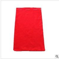 free  shipping good quality drawstring christmas sacks