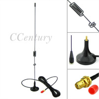 Nagoya UT-106 UV SMA-F Female Dual Band Car Antenna  for BAOFENG CB Radio UV-5R UV-5RE UV-5RA Plus UV-3R+ UV-B5 UV-B6 BF-320