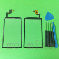 Touch Screen Digitizer glass panel Lens For ZTE Skate V960 Black Replacement & Tools