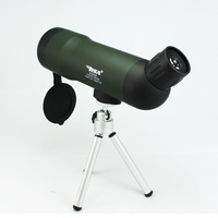 2014 Free Shipping Bsa Monocular Telescope Hd 20x50 with Tripod Night for Vision Binoculars Travel Outdoor Concert Essential