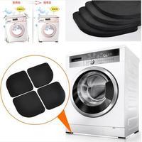 Washing machine shock pads Non-slip mats Refrigerator shock pad 4pcs/set
