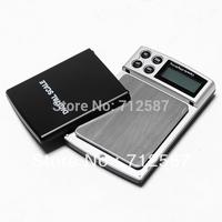 Free shipping 0.01g 200g Gram Electronic Digital Balance Weight Scale Pocket Gram LCD Display kitchen Balance