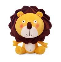 Free shipping 40cm sunflower cartoon lion doll, plush toys, the lion king leo, small lion, stuffed toys, birthday gift for boy