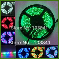 35meter 300 strips lamp Non Waterproof led strip SMD3528 RGB/Red/ Blue/Yellow/ Green/ White flexible light 60 leds/m led ribbon