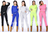 Aa/American Apparel New Fashion Ladies' Sexy Classic Sports Casual Pants Brand Designers Neon Color Low Waist Trousers/Wholesale
