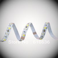 5m/lot Epistar IP22 60SMD RGBW 12V Christmas Tree Light Strip Colorful Light,Led Flexible Tree Strip Led with 2.4G Controller