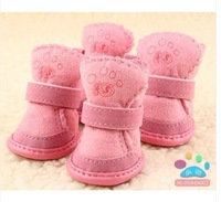 Small and Large dog shoes cow muscle outsole mesh sandals pet breathable mesh shoes teddy vip Full Size For Autumn and Winter