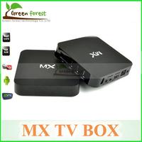 Original MX TV Box  Android tv box  XBMC 1G RAM 8G ROM Dual ARM Cortex A9 WiFi Build Android 4.2.2 Dual Core