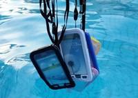Waterproof Dustproof Diving Swim case for Samsung Galaxy Note 2 N7100 + Retail Box,Free Shipping,B0155