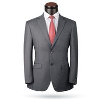2013 new design men business fit gray suits sale