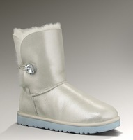 Free Shipping Newest 1002174 Womens Bailey I DO Australia Wedding Snow Boots 100% Real Sheepskin, Size US5-10