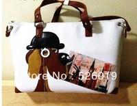 Wholesale Braccialini women's brand handbag one shoulder cross-body women's handbag  Free Shipping