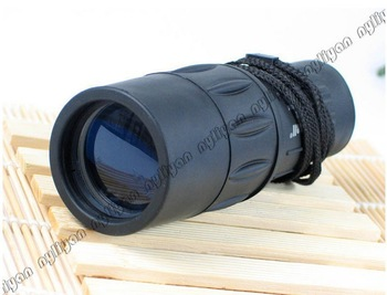 16x52 Rubber Armoring Monocular Telescopes For Hunting/Camping sporting birding