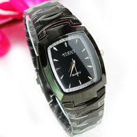 New wach Simple quartz steel watches steel watch gift box