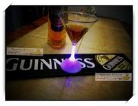 Guinness Bar Mats Soft PVC bar Runne/Drip Mat   for Pub bar Decoration,-  Cafe 1pc/lot  50x 12x1cm BAT-1