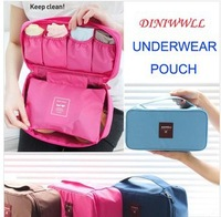 Traveling Storage Organizer underwear Bra /Waterproof storage Bag/ buggy bag 5 colors Drop ship