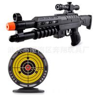 Infrared electric toy gun shooting gun training gun shooting toy gun toys for children BX083