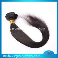 "Sexy Grade 5A peruvian virgin hair bundles10""-30"",unprocessed remy hair straight virgin peruvian hair 1pcs free shipping"