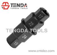 Tengda Hex Axle Tool, Spindle Key, Motorcycle Tools