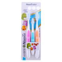 Nano toothbrush antibiotic soft-bristle cleaning brush family fashion 1019b soft-bristle toothbrush