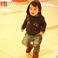 Newborn baby clothing, baby jacket coat boys and girls children's wear long-sleeved cardigan