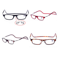 2pcs NEW Men Women  folding reading glasses reading glasses  +1 +1.5 +2 +2.5 +3 +3.5