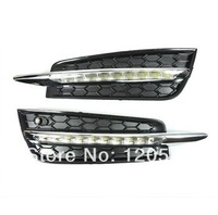 Best Selling LED DRL for Chevrolet cruze lamp High quality daytime running light Free shipping