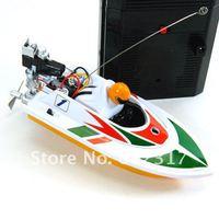 RC micro mini racing boat motor HQ 953 remote radio control boat model three colors optional Free Shipping 2pcs/lot New